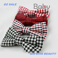 1P Baby Boys Kids Children Party School Cute Wedding bow tie Necktie bowtie Pin