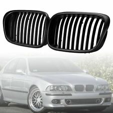 Front Hood Kidney Grill Grille For BMW 5 Series E39 525/528/530/535/540/M5 97-03