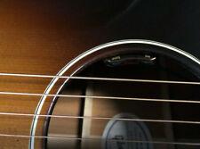Comme neuf! Gibson J45 Standard Vintage Sunburst Guitare Acoustique Original Coq