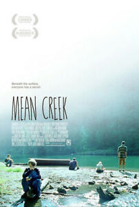 Mean Creek (2004) original movie poster - single-sided - rolled