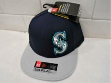 New Licensed Under Armour Seattle Mariners YOUTH Size Snapback Hat B81