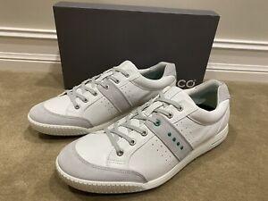 NEW ECCO Men's Street Premiere Golf Shoe Size 13 M Euro Size 47
