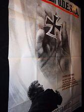 LE DOSSIER ODESSA hambourg 1963  affiche cinema 1974