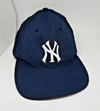 New York NY Baseball Cap Vintage - Navy Blue