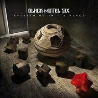 Black Motel Six - Everything In Its Place [CD]