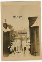 Essen Stadt alte Müllerstrasse  Fassade Häuser ? 1932 Ruhrgebiet Rhein Ruhr