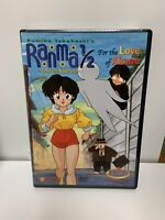 Ranma 1/2: Random Rhapsody Vol. 8 - For the Love of Akane (DVD, 2002)