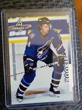 1997-98 Pinnacle #25 Jaroslav Svejkovsky Washington Capitals RC Rookie Card
