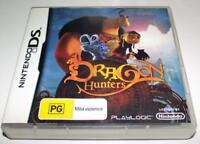 Dragon Hunters Nintendo DS 2DS 3DS Game *Complete*