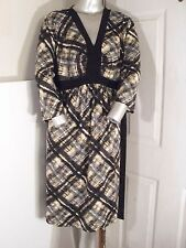 Motherhood Maternity Size Large/Grande Dress NWT Destination Maternity