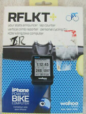 BRAND NEW Wahoo Fitness RFLKT Cycling Computer with Mounts for IPhone & Android