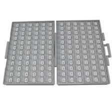 BOXALL Surface mount SMD 0805 1% 144 values resistor kit 14400 filled AideTek US