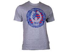 ff2db52262e804 EVERLAST T-Shirt Freizeit Shirt Grau Herren h2