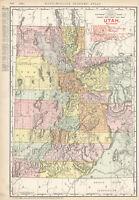 1908 UTAH Railroads