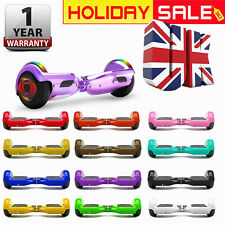 """6.5"""" ANYGO Electric Self Balance Hover Scooter 2 wheel Board Bluetooth Flsh LED"""