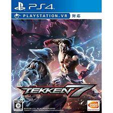 New PS4 Tekken 7 Japan Bandai Namco PlayStation 4 with Tracking