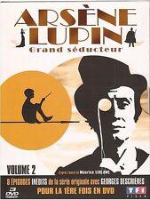 DVD série ARSENE LUPIN grand seducteur volume 2