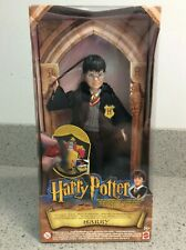 """Harry Potter Philosophers Stone HOGWARTS HEROES 8"""" Doll by Mattel, NEW/BOXED"""