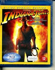 INDIANA JONES  et le royaume du crane de cristal        blu ray  neuf 14041548