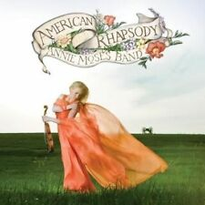 ANNIE MOSES BAND American Rhapsody CD BRAND NEW Digipak