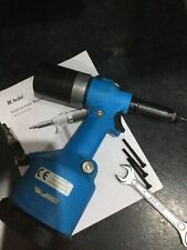 Avdel 74200 Nutsert Rivsert Tool, Serviced with Manual and Spare drive screws