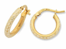 Yellow Yellow Gold Filled Fine Earrings