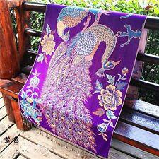New Fashion Women's silk Flower Pashmina Cashmere Scarf Wrap Shawl Stole