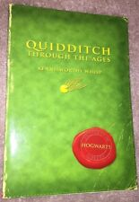 Quidditch Through the Ages by Kennilworthy Whisp (PB, 2001)