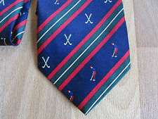 GOLF CLUB & player immagine TIE