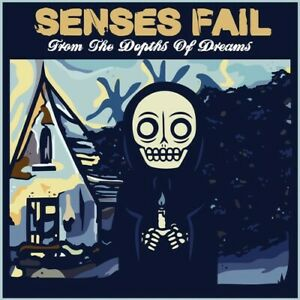 From The Depths Of Dreams by Senses Fail (Record, 2019)
