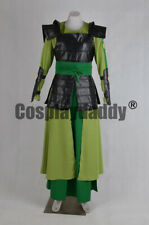 Avatar: The Last Airbender Kyoshi Warriors Suki Outfit Cosplay Costume F006