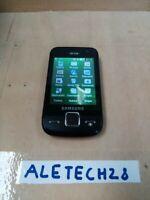 Samsung-lama-Preston-GT-S560 nero Sbloccato Telefono Cellulare