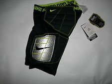NIKE Pro Combat HYPERSTRONG Hardplate Football GIRDLE Shorts Boys Sz LARGE NEW