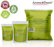 Moringa Oleifera Leaf Powder 100% Pure Natural Superfood Gluten Free Lot