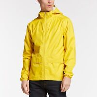 TIMBERLAND MENS MOUNT BOND WATERPROOF PACKABLE JACKET (A1MZG720) SIZE M