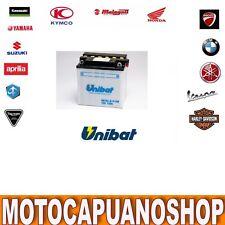 Batterie UNIBAT YB10LBP-SM CB10LBP-SM PIAGGIO VESPA GT GranTurismo 125 2003 2004