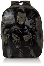 858244e4f7e4 OFFICIAL MARVEL IRON MAN LEGENDS CANVAS BACKPACK RUCKSACK SCHOOL BAG