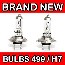 "Bmw, Volvo, Saab, Ford ""LongLife"" Headlght Bulb H7 / 499 12V 55W (Pack of 2)"