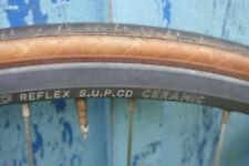 Vintage Laufradsatz LRS Shimano Dura Ace 8fach Mavic Ceramic Sup top erhalten