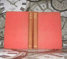 Alice Adventures in wonderland &Through Looking Glass- Lewis Carroll.1941 & 1940