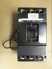 Westinghouse DA DA3400 400 amp 3 pole Breaker With undervoltage release FLAWED