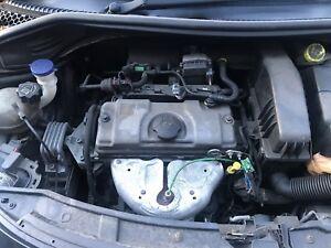 Peugeot 207  1.4 Petrol Engine Code KFV