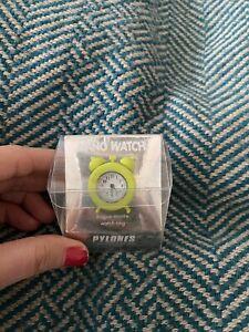 Pylones Watch Ring grün