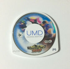 USED PSP Disc Only Winning Post 7 2009 JAPAN Sony PlayStation Portable Japanese