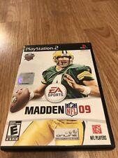 Madden NFL 09 (Sony PlayStation 2, 2008) VC5