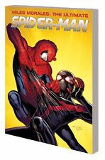 MILES MORALES: ULTIMATE SPIDER-MAN VOL #1 REVIVAL TPB Marvel Comics Bendis TP