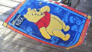 Kinderteppich, Spielteppich - Winnie Pooh - 130 x 95 cm