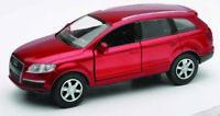 NewRay DieCast Metall Miniaturmodelle Modellauto 1:32 Audi Q7 rot