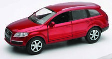 NewRay model car DieCast 1/32 Audi Q7 red