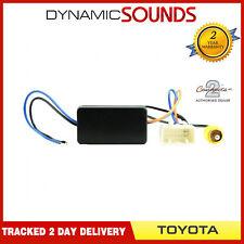 cam-ty1-rt voiture Factory Camera rétention Câble d'interface pour Toyota Innova